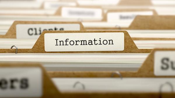 도메인 등록 정보