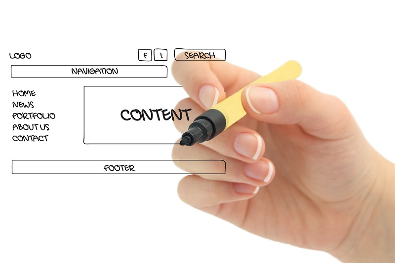 홈페이지 외주제작의 6단계 프로세스