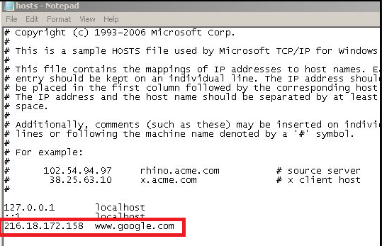 hostx.txt 파일