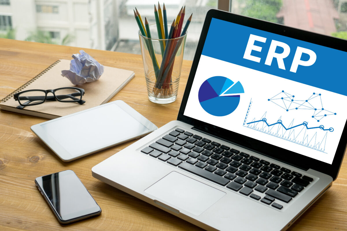 consideration for ERP solution