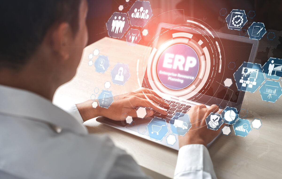 why does Business need ERP